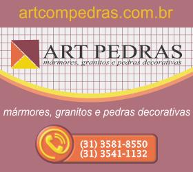 Pedas Decorativas em Belo Horizonte